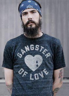 """Gangster of Love"" Tee BuyMeBrunch"