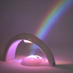 Make your own rainbow great for kids  JUST £10.99 !!!! Led Lamp, Lamp Light, Nursery Room Decor, Rooms Home Decor, Projector In Bedroom, Star Master, Bedside Lighting, Novelty Lighting, Light Project