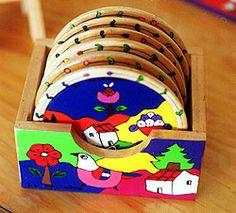 artesanias salvadorenas | Artesanias de la Palma Depto de Chalatenango. Foto: EDH/Maritza Santos