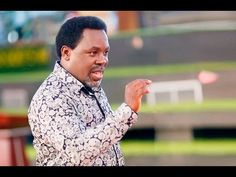 A SPECIAL MESSAGE ON MY BIRTHDAY - T.B. JOSHUA