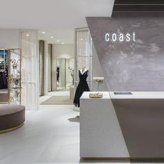 Coast sees boutique store format launch - Retail Design World