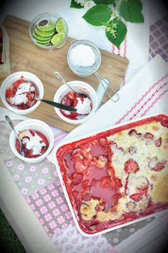 Deser truskawkowy | Make Cooking Easier