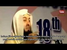 Jika Dia Bukan Jodohmu - Ismail Menk - YouTube