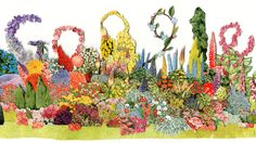Gertrude Jekyll Google doodle marks 174th birthday of the famous British horticulturist