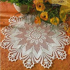 Love Doilies? Enjoy these. /;)