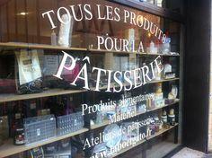 Labo&Gato, Produits pâtissiers   Matériel   Ateliers de pâtisserie Bordeaux et à Toulouse