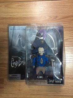 McFarlane Corpse Bride action figures Dwarf General http://ift.tt/2BY3wpU