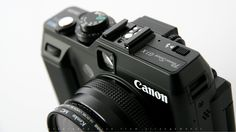 Canon Powershot G1X 本体 写真
