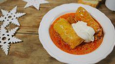 Magyarország kedvence: a töltött káposzta - Street Kitchen Hungarian Recipes, Hungarian Food, Thai Red Curry, Pork, Baking, Ethnic Recipes, Kitchen, Christmas, Kale Stir Fry