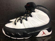 f5867def697 Nike Air Jordan 9 IX Retro Space Jam GS Playoff Sz 11C - 401811-112