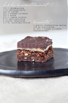 Brownie Recipes, Cake Recipes, Coffee Cake Muffins, Recipes From Heaven, Something Sweet, Desert Recipes, Yummy Cakes, No Bake Cake, Bakery