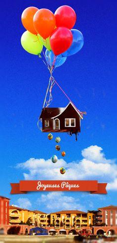 #immobilier et #chocolat: quand une rencontre se révèle fondante...Joyeuses #Pâques