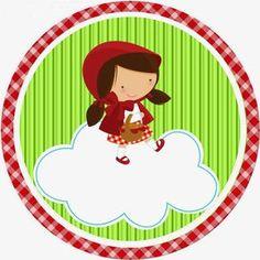 Bom dia meninas, segue um kit da chapeuzinho vermelho para vocês,  espero que gostem. Beijos.                        ...