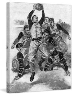 Exquiisite Thug by Clarence Underwood Painting Print on Canvas