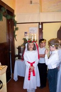 Santa Lucia Day: Celebrate at The Chicago Waldorf School.