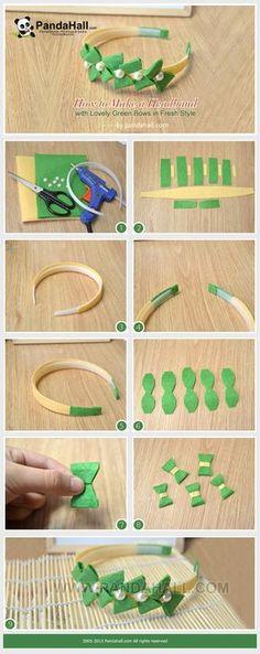 How to Make a Headba