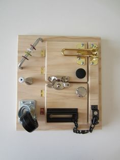 I love this idea but three doors . . . one door that only needs one latch or lock to undo.