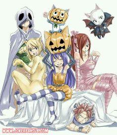 Fairy tail ~halloween~
