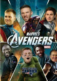 Starring the PATRIOTS