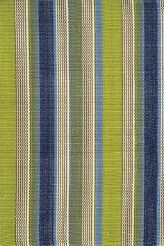 Marina Stripe rug by Dash & Albert nautical hamptons