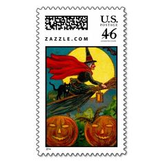 Halloween Night Stamps