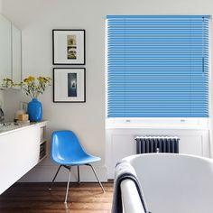 Blue Paradise Venetian blinds