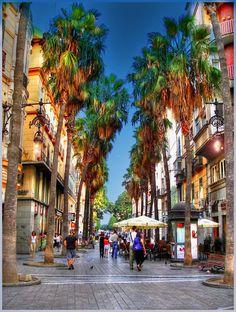 Cerca de la Plaza Felix Saenz , Málaga #malagaentusojos