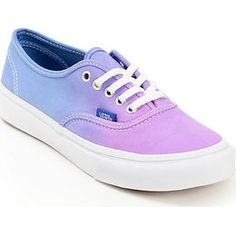 Cotton candy sneakers.