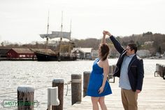 Jannine & Brian, Mystic Seaport engagement photo shoot, mistyeweddingblog.com