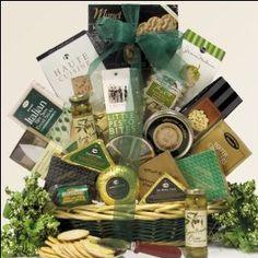 Gourmet cheese extravaganza: gourmet cheese gift basket