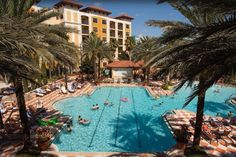 (PHOTO CREDIT: TripAdvisor)  Best rated family hotels in the world 2016:  Floridays Resort Orlando, Florida (This luxury suite and condo-style accommodation is close to Disney and offers families vibrant, Mediterranean-style décor in the two and three bedroom suites. Visit floridaysresortorlando.com for more information.)