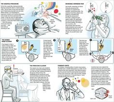 This infographic details several interesting experiments and illusions that show how big of a role your mind plays in your perception of yourself and