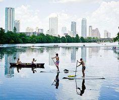 Austin, TX // Beautiful U.S. City Skylines