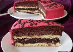 Tort Punci – Punschtorte