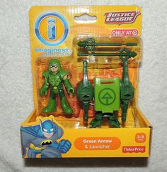 17 Best images about Tony's Fisher Price Imaginext on Pinterest ...