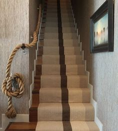 thom filicia for house rope stair rail