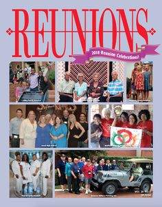 What is a Meet an Greet? + The Day Family Reunion + The Riley Family Reunion - Issuu