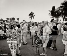 News Photo : It is early Saturday evening on Hollywood Beach....