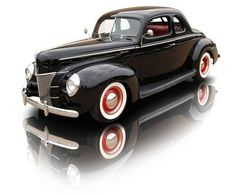 1940 Ford All Steel Coupe ZZ383 700R4