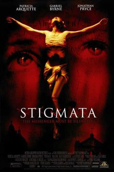 Watch Stigmata Online With English Subtitles. When a young woman becomes afflicted by stigmata, a priest is sent to investigate her case, which may have severe ramifications for his faith and for the Catholic Church itself. Horror Movie Posters, Film Posters, Horror Movies, Scary Movies, Great Movies, Love Movie, Movie Tv, Little Dorrit, Evil Dead