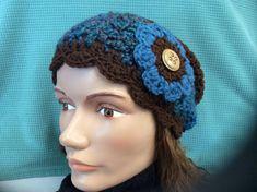 Lady's or teen Winter Hat back to school hat hand Hand Crochet, Crochet Hats, Beanie Hats, Beanies, Snow Hat, Ski Hats, Winter Hats For Women, Back To School, Teen