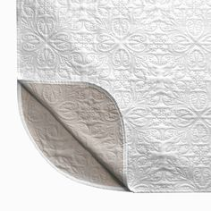 Lennol   JUULIA Bed Spread, white-beige White Beige, Soft Pillows, Bed Spreads, Linen Bedding, How To Fall Asleep, Mattress, Home Decor, Linen Sheets, Decoration Home