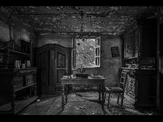 Fotógrafo capta ruínas decadentes da Europa em fotos assombrosas 07