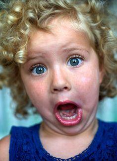 Surprised Face by Josh Engroff, via Flickr