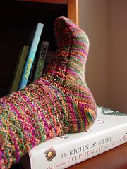 Ravelry: Somnambulist Socks pattern by Erica Russo