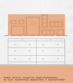 INSPIRÁCIÓK.HU Kreatív lakberendezési blog, dekoráció ötletek, lakberendező tanácsok: Rakj sok képet a falra... de hogyan?