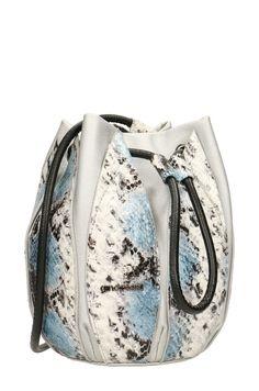 5588c338bd3b7 Rozmiar: S. Opis: Niezwykle modna propozycja torebki damskiej marki GINO  ROSSI z linii PONCZI. Jest to jednokomorowy worek zawiązywany na ...
