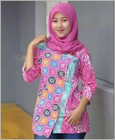 16 Best Model Baju Batik   Kebaya Terbaru images  a044dab9fc