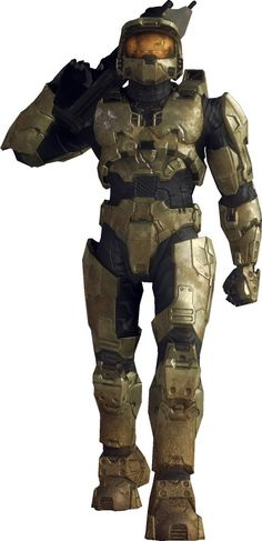 MJOLNIR Powered Assault Armor - Halo Nation — The Halo encyclopedia - Halo 1, Halo 2, Halo 3, Halo 4, Halo Wars, ODST, Reach, Anniversary, and much more!