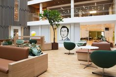 Nordea by Zinc Interiorarchitects